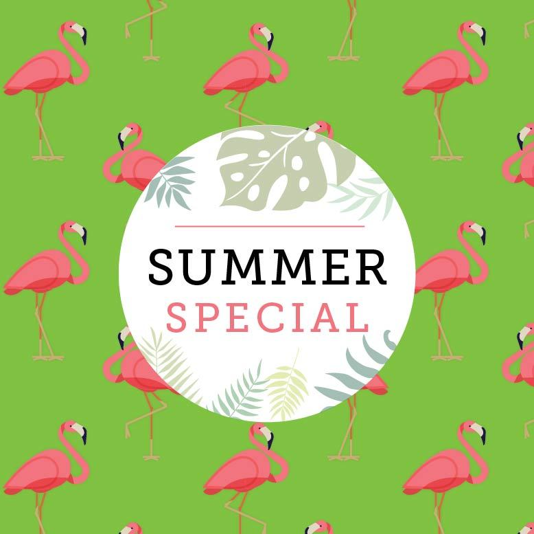 Summer personal loan special.