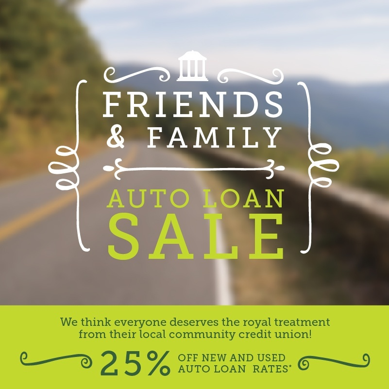 Take up to 25% off your approved auto loan rate. Learn more.