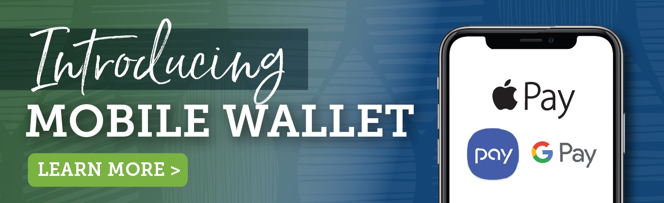 Introducing mobile wallet