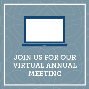 Join us for our VIRTUAL annual meeting